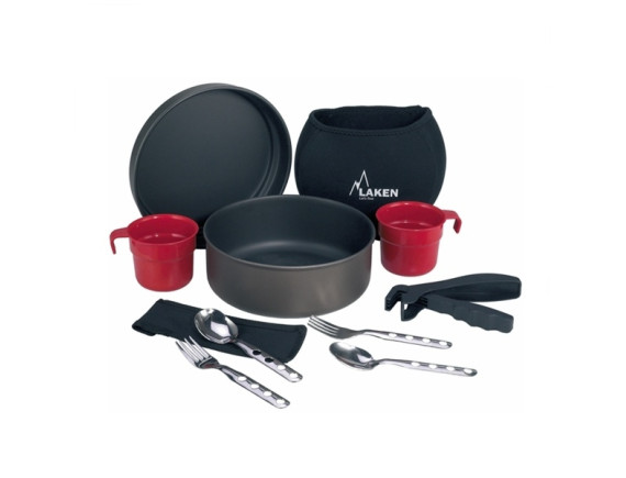 Набор посуды Laken Non Stick Camping Cooking Set