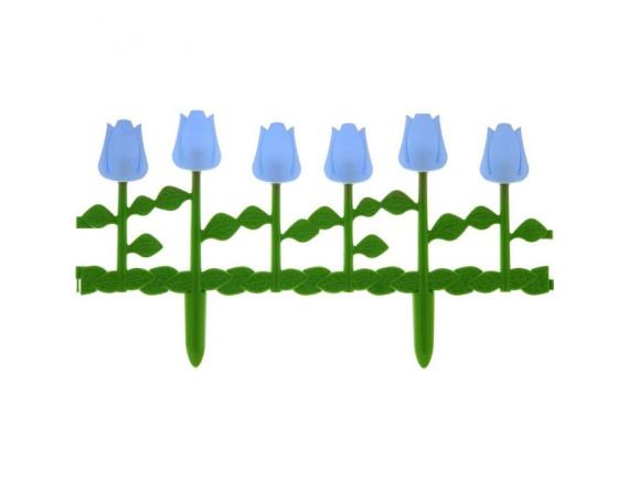 Ограждение Цветник №1 620х290 (6 штук)