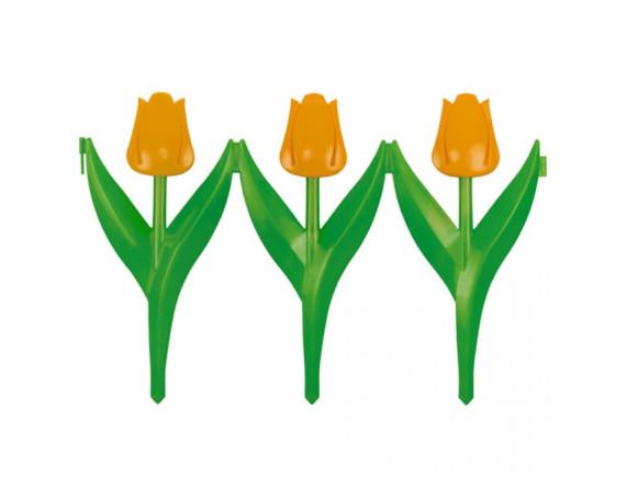 Ограждение Цветы 450х300 (6 штук)