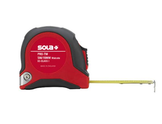 Рулетка SOLA PRO-TM