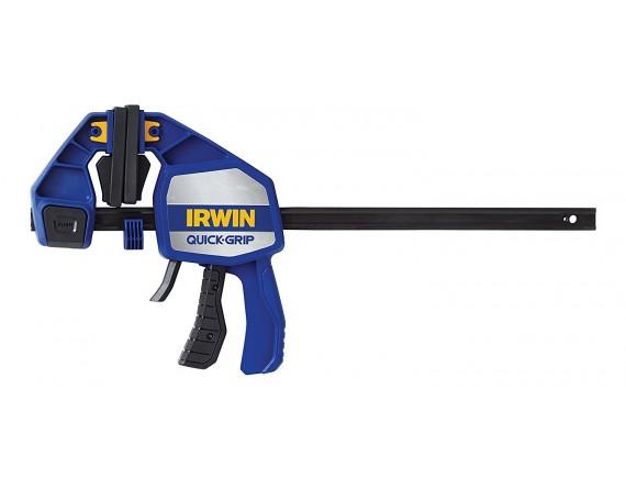 Струбцина Irwin Quick-Grip. Максимальное сжатие 70 кг