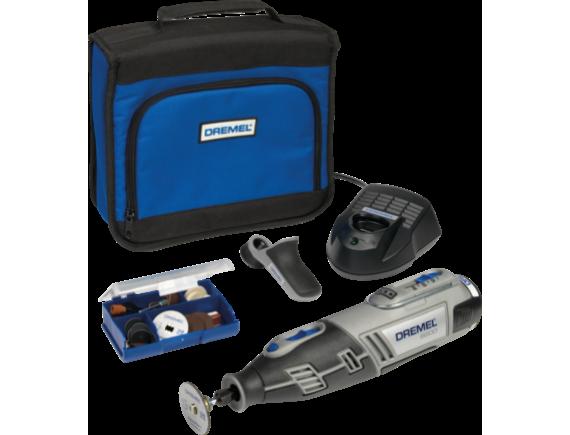 Многофункциональный аккумуляторный инструмент Dremel 8200 JG (8200-1/35)