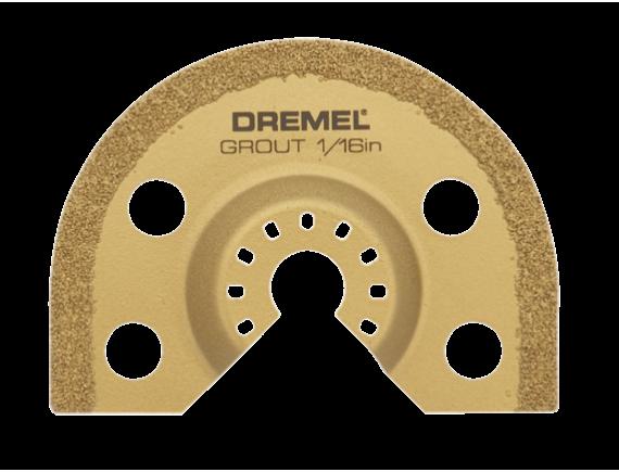 Круг для удаления остатков раствора Dremel Multi-Max (MM501)