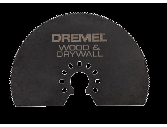 Пильный круг Dremel Multi-Max для дерева и гипсокартона (MM450)