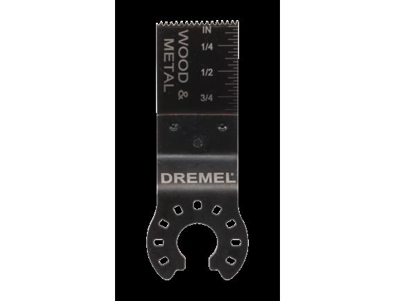 Пильное полотно Dremel Multi-Max для резки заподлицо 20 мм (MM422)