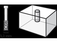 Сверло для стекла Dremel 3,2 мм (662)