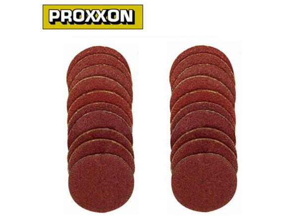 Сменные шлифовальные диски (20 шт.) Proxxon (28983)