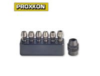 Набор цанг 0.8-3.2 мм (6 шт.) Proxxon (28940)