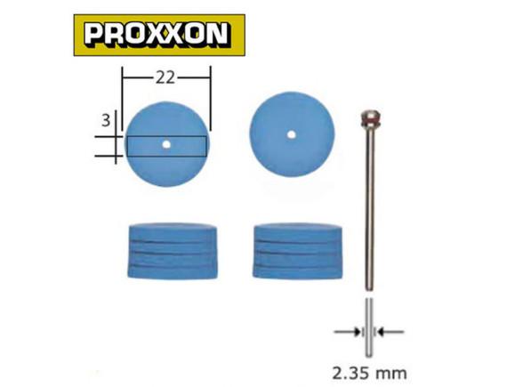 Силиконовые диски для полирования Proxxon (28294)