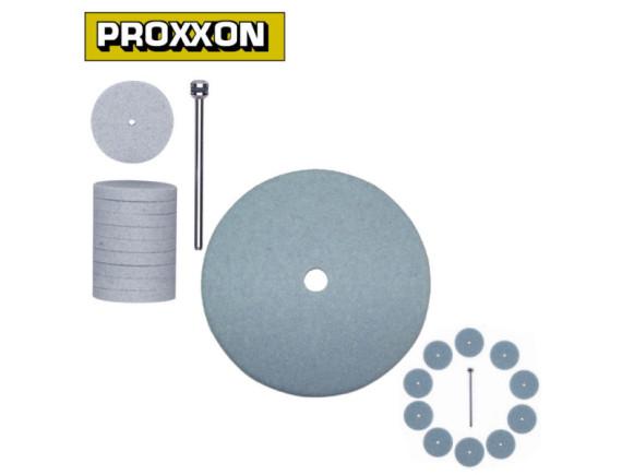 Кремне-карбидные шлифовальные круги 22 мм (10 шт.) Proxxon (28304)