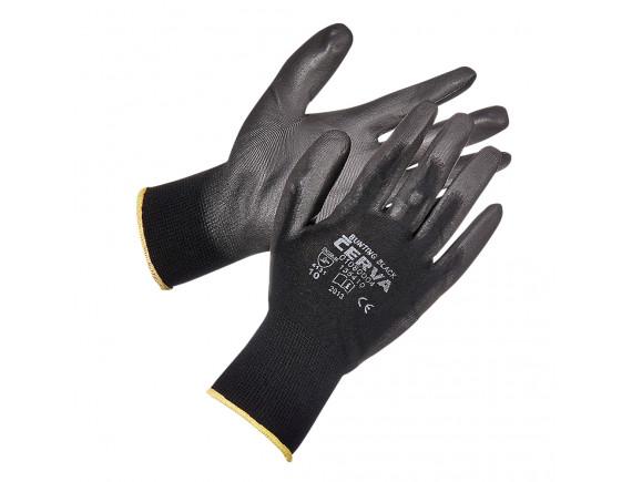 Рабочие перчатки прорезиненные Cerva Bunting