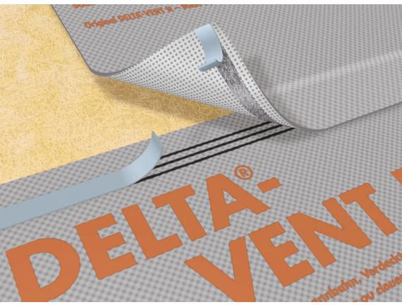 Гидроизоляционная диффузионная мембрана DELTA-VENT N