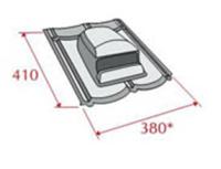 Кровельный вентилятор Metrotile RV75