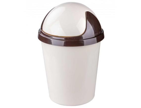 Контейнер для мусора 10 л круглый