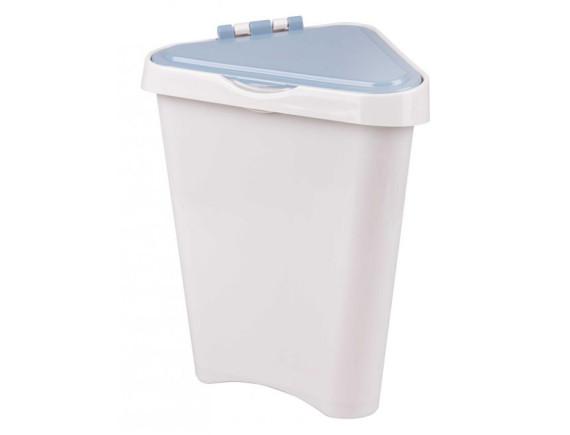 Контейнер для мусора 7 л угловой
