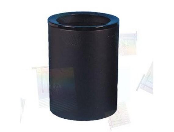 Урна для бумаги K 250 низкая (черная, белая, серая, бордо)