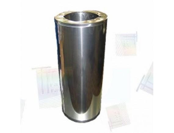 Урна для мусора У 300НН (хром)