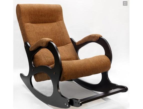 Кресло-качалка Бастион 2 с подножкой (magic)