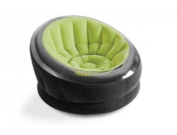 Надувное кресло Intex EMPIRE CHAIR 112х109х69см