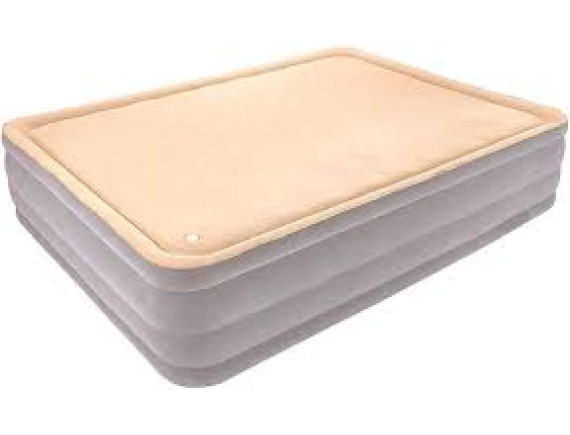 Надувной матрас Bestway Cornerstone Airbed, 203х152х46см (Queen)+встроенный электронасос+сумка+ремкомплект