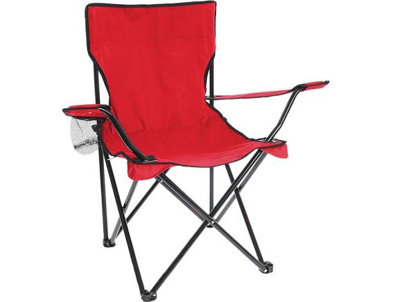 Кресло туристическое складное Sundays SN-CC001-3 (красный)