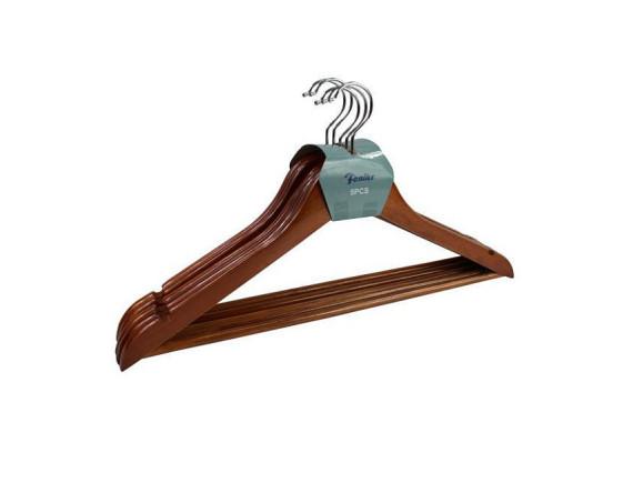 Вешалки деревянные (5 штук)
