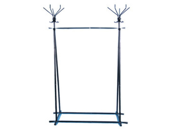 Вешалка гардеробная напольная АЛЛА-10 ХРОМ