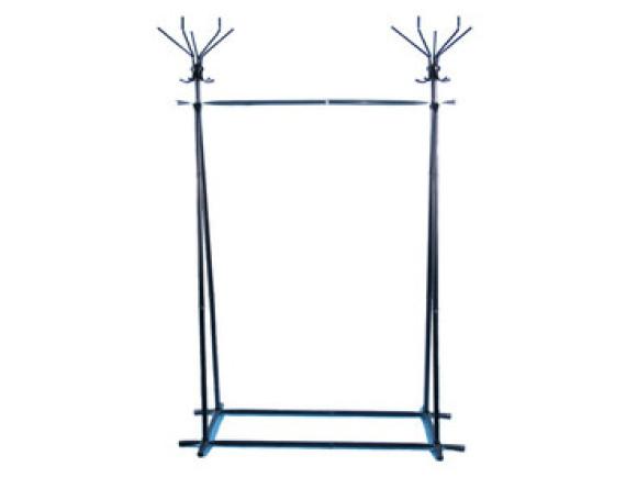 Вешалка гардеробная напольная Алла-1300ПК ХРОМ