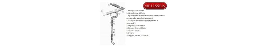 Водосточная система из металла Nelissen