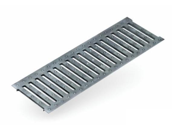 Решетка в виде поперечных мостиков для каналов ACO Gala (оцинк. сталь)