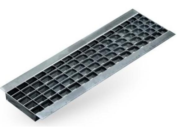 Решетка ячеистая для каналов ACO Gala (оцинк. сталь)
