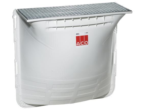Световой приямок ACO Therm (400мм, ячейка 30/10, под наезд авто)