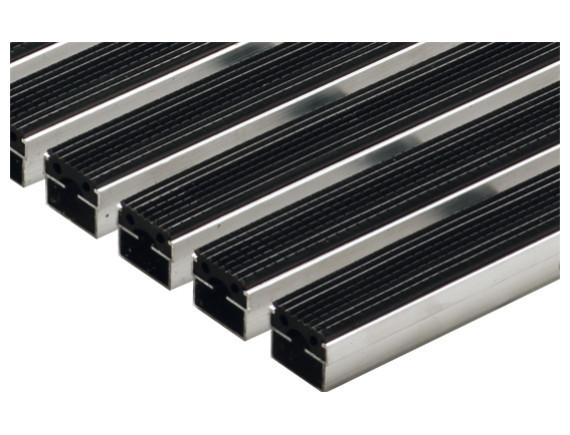 Решетка алюминиевая ACO Vario с резиновым покрытием