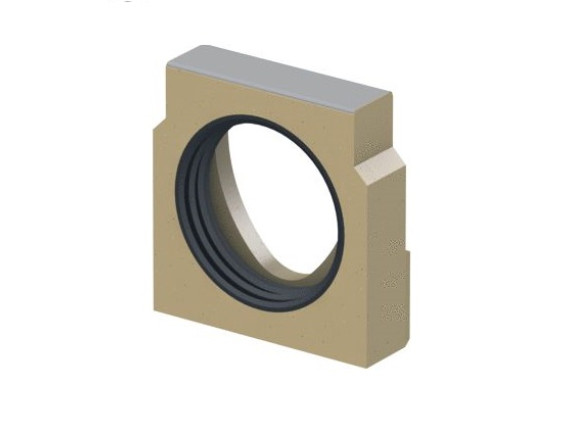 Торцевая заглушка ACO Multiline V100 (Ø 110)
