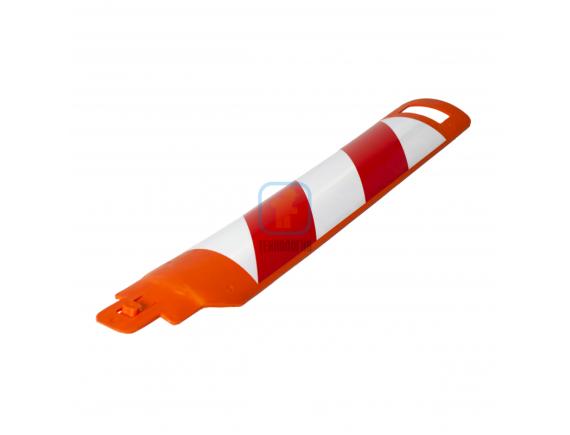 Столбик сигнальный для делиниатора ДПП-1.0.1 односторонний