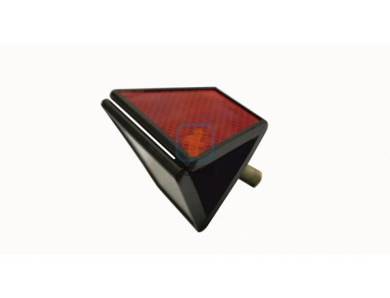 Светоотражатель дорожный КД-5 резина