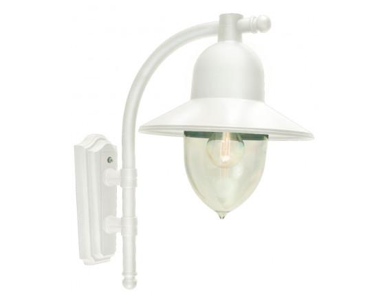 Настенный уличный светильник Norlys Como White