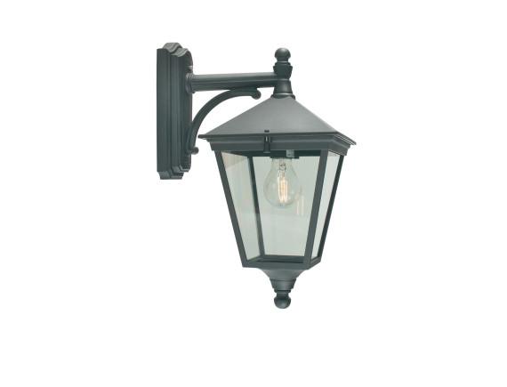 Уличный настенный светильник Norlys London 481 Black