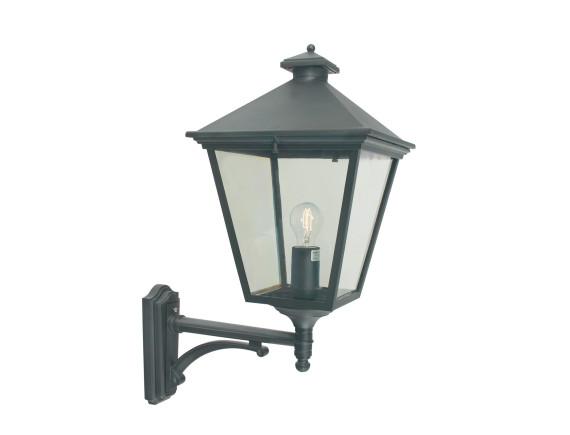 Уличный настенный светильник Norlys London 490 Black (большой)