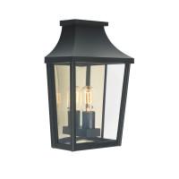 Настенный уличный светильник Norlys London Black