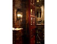 Настенный уличный светильник Norlys London White