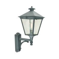 Уличный настенный светильник Norlys London 480 Black