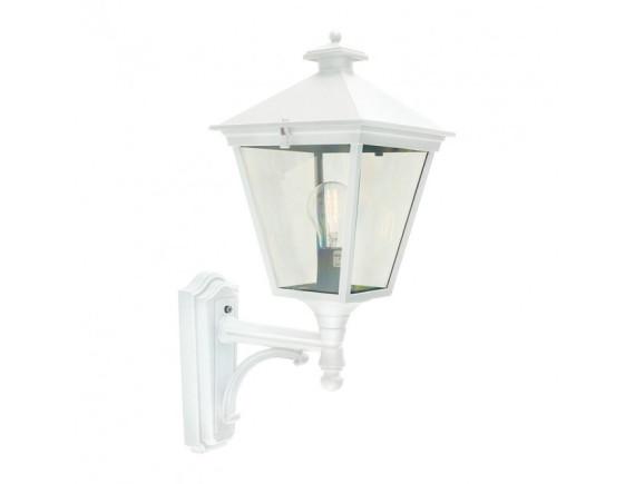Уличный настенный светильник Norlys London 480 White