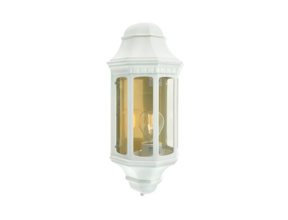 Настенный уличный светильник Norlys Genova White
