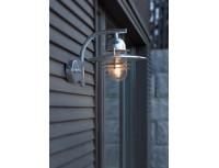 Настенный уличный светильник Norlys Oslo wall Black