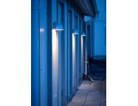 Настенный уличный светильник Norlys Paris Galvanized