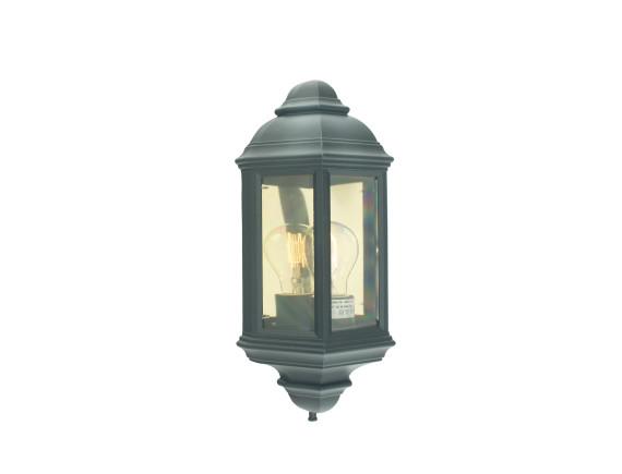 Уличный настенный светильник Norlys Roma Black