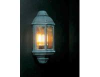 Уличный настенный светильник Norlys Roma White
