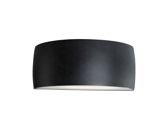 Настенный уличный светильник Norlys Vasa Black