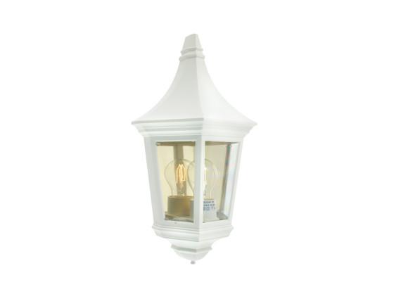 Уличный настенный светильник Norlys Venedig White